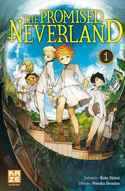 The Promised Neverland (tome 1) – KaiuShirai