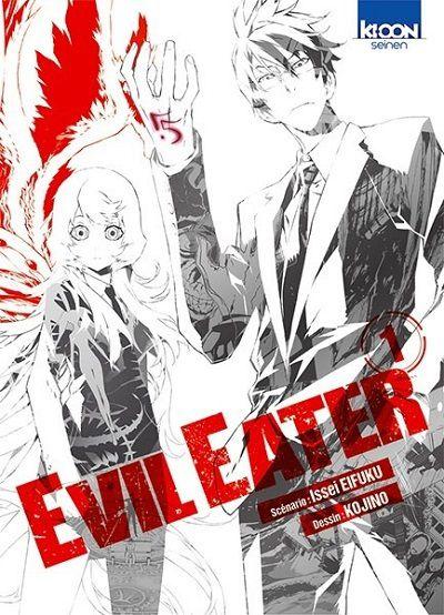 Evil Eater (tome 1) – IsseiEifuku