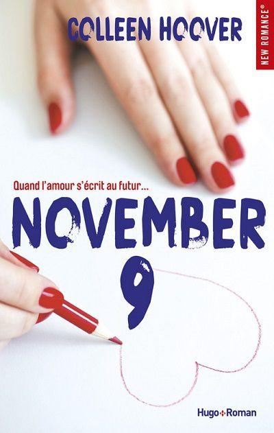 November 9 – ColleenHoover