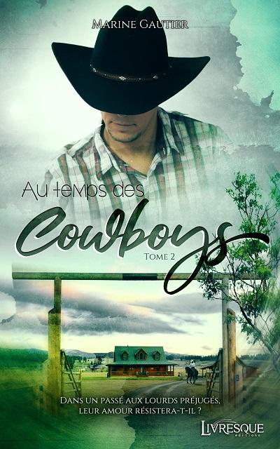 Au Temps des Cowboys (tome 2) – MarineGautier