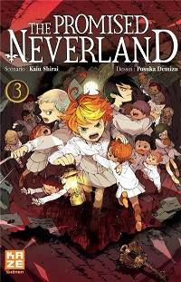 The Promised Neverland (tome 3)