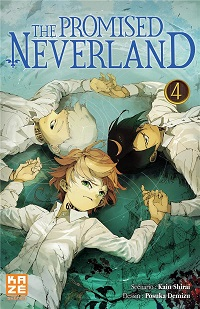 The Promised Neverland (tome 4)