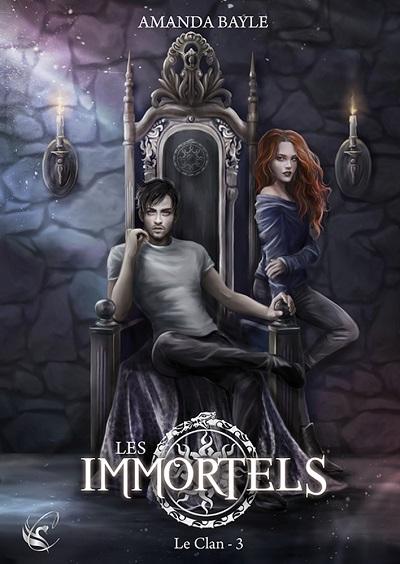 Les Immortels, tome 3 : Le Clan