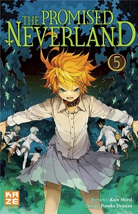 The Promised Neverland (tome 5)