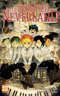 The Promised Neverland (tome 7)