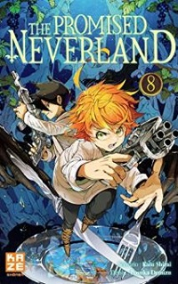 The Promised Neverland (tome 8)