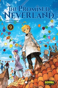 The Promised Neverland (tome 9)